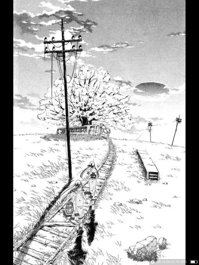 一路看得很舒服,结尾带点悲伤