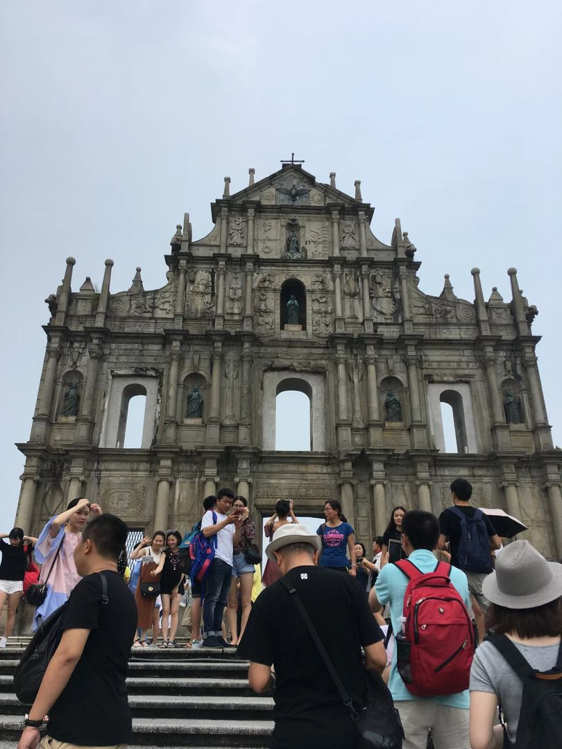 Macau do you have been visite