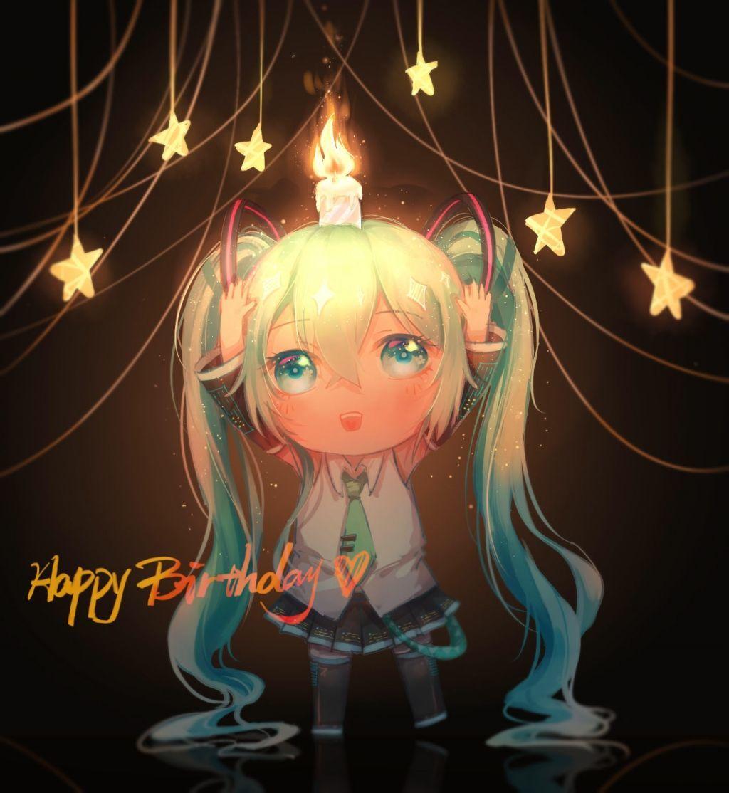 miku生日快乐