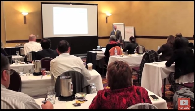 Meir Ezra: Always Be Caring Sales Seminar