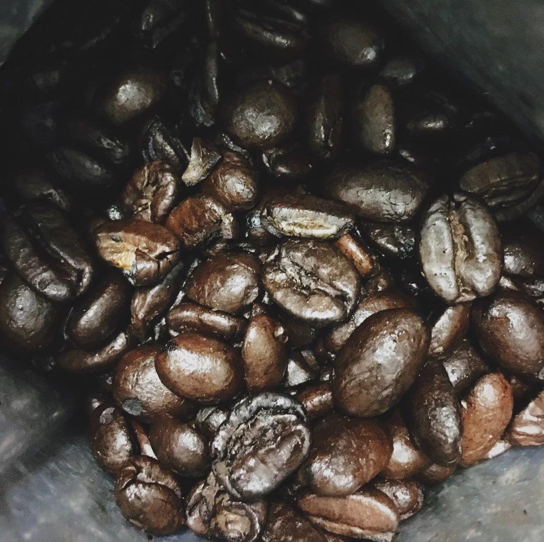 新到的咖啡豆