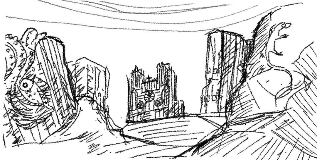 最近在写一个以迪士尼乐园一个虚构的游乐项目为背景的coc跑团模组