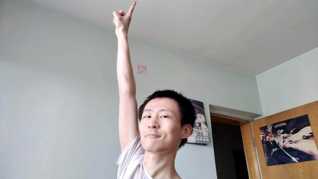 【2011-2020,10年!】我的三次元自拍,内向逐渐开朗,想努力成为一个优秀的人!... :q