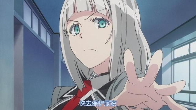 安娜学姐满满的朝凪画风_(:зゝ∠)_