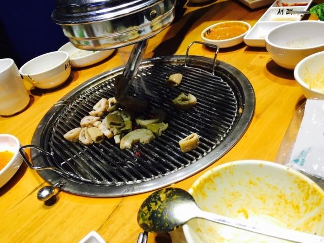 烤肉和减肥
