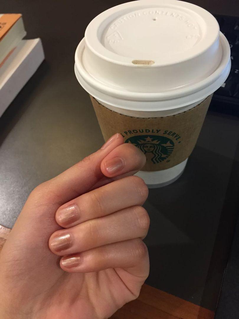 再次买到了好友做的咖啡
