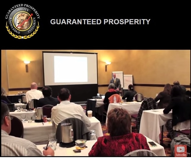 Meir Ezra: About guaranteed prosperity