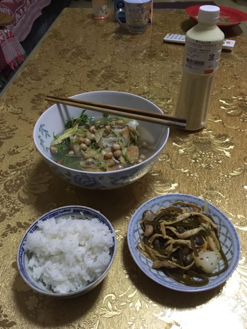 night meal
