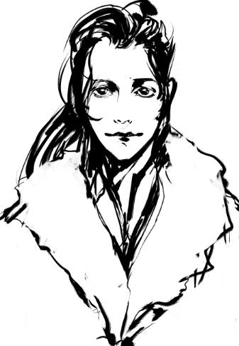portrait_御姐男装