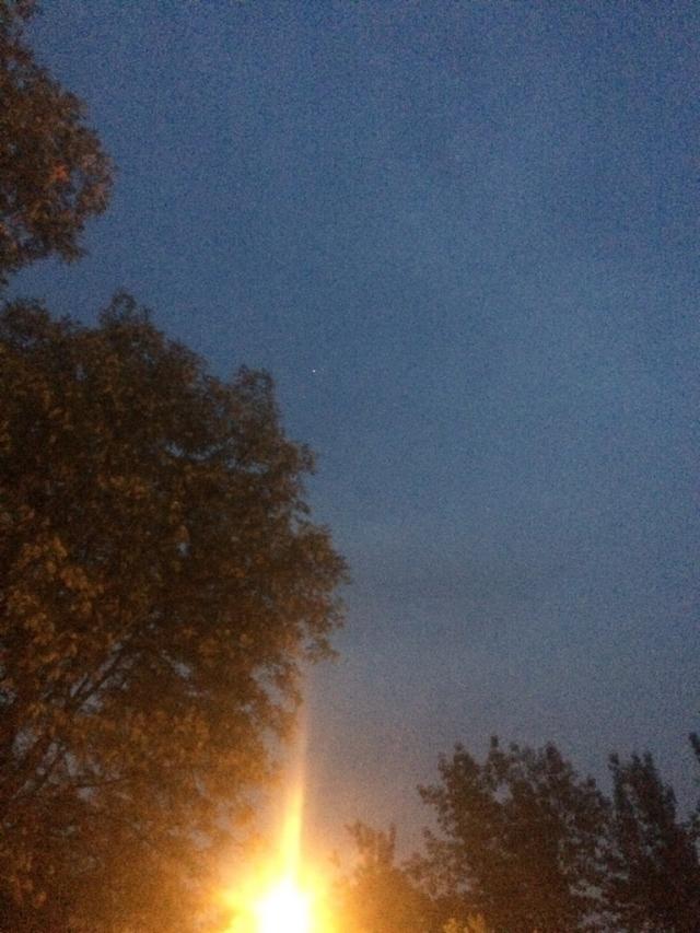 乌云边缘的一颗星