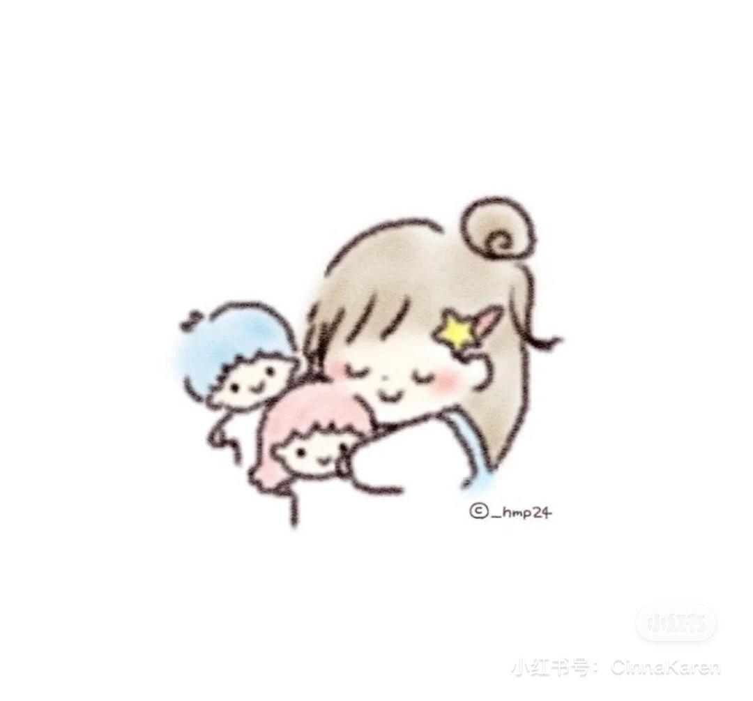可爱的三丽鸥头像!