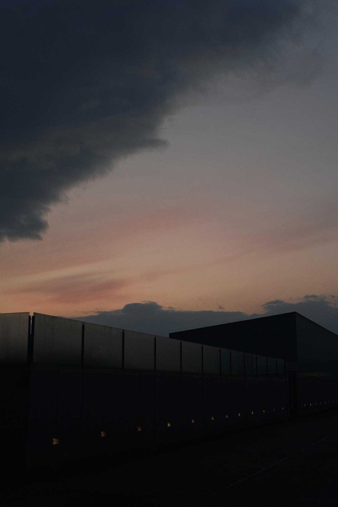 京都车站的夜