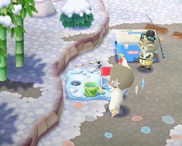 冬天在营地可以做什么