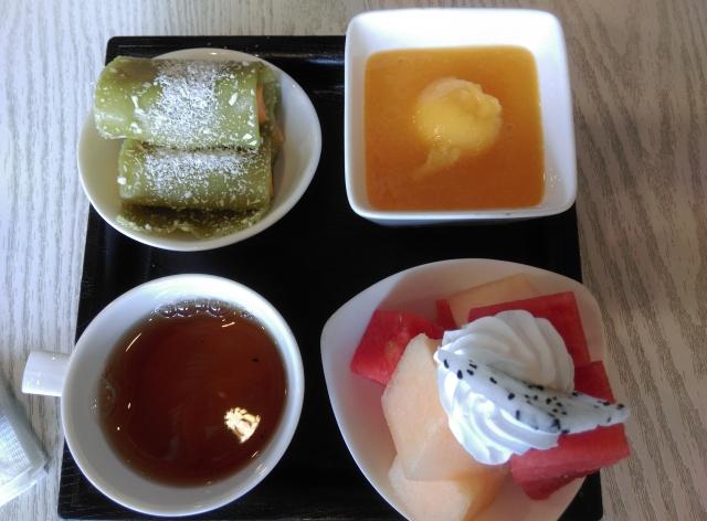 下午茶时间ヽ(^0^)ノ