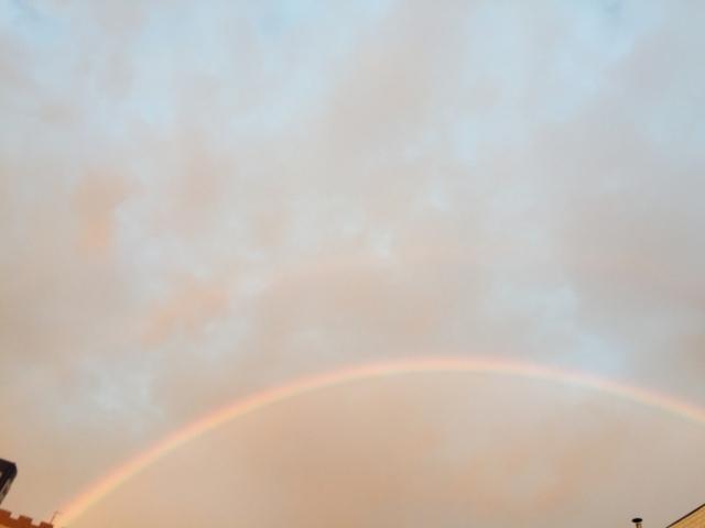 看!彩虹!