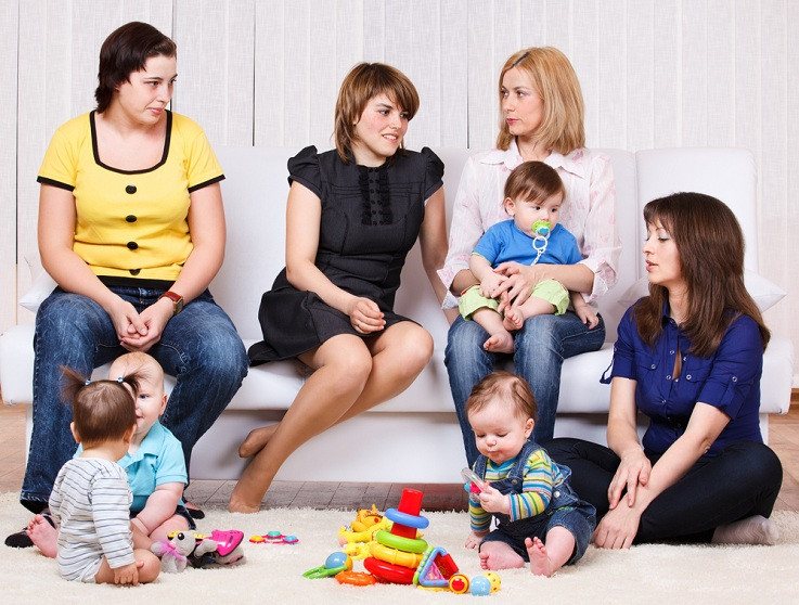 New Mothers Support Group: Little Planet Playland