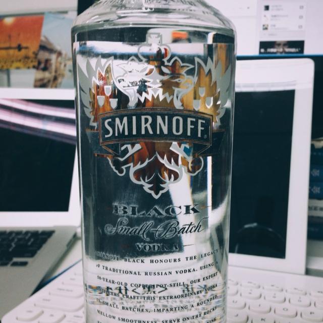 上班时间的vodka