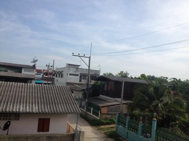 泰国小乡村