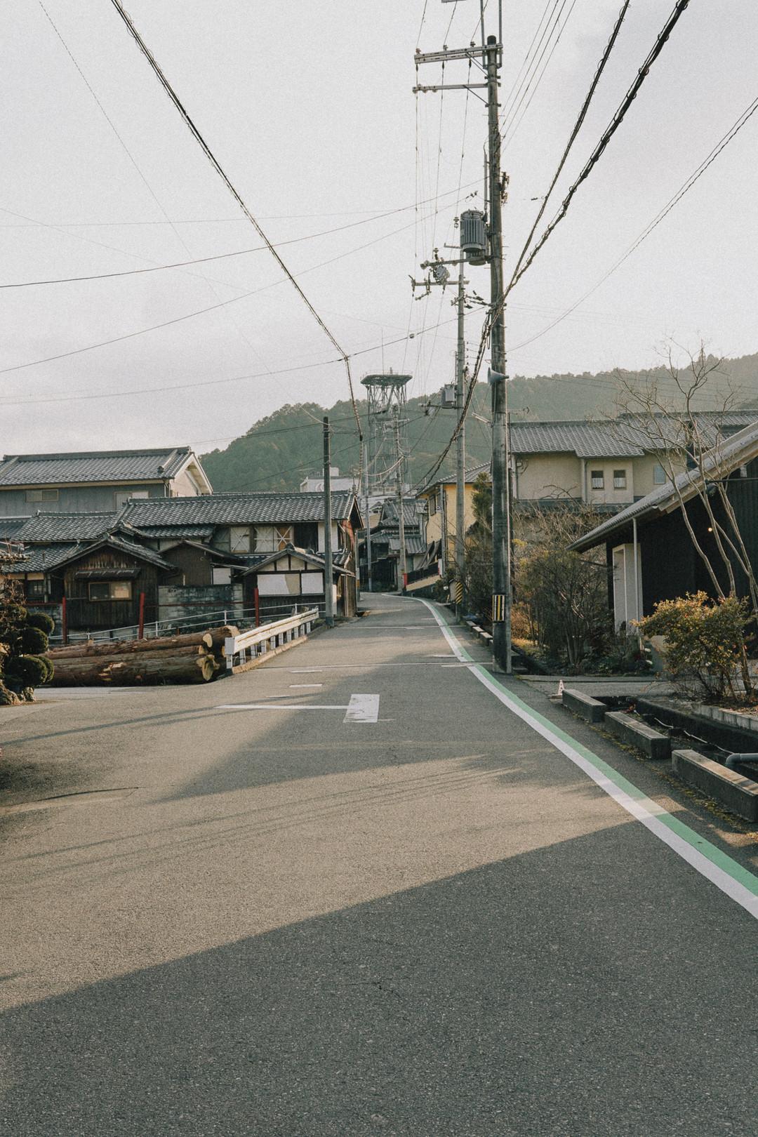 正月的奈良吉野山之行