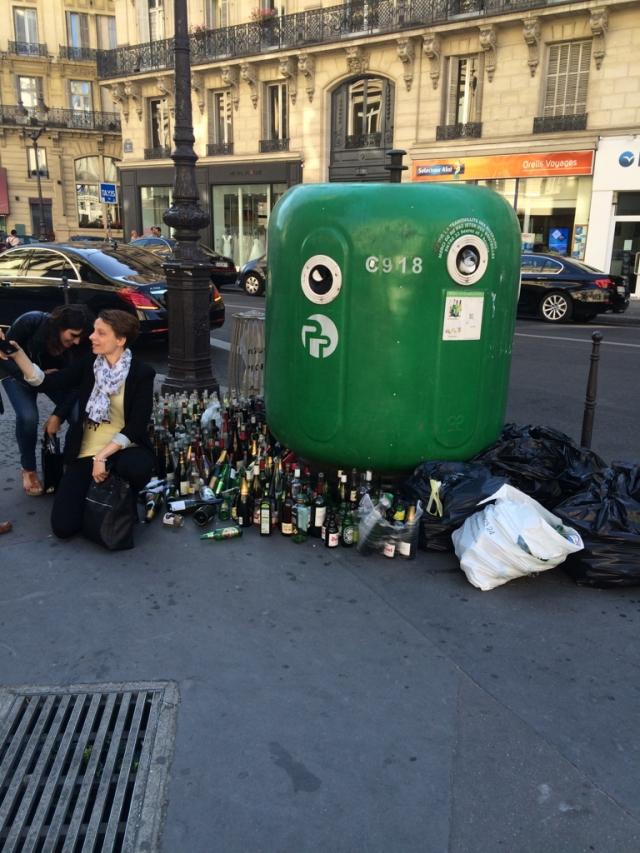 巴黎人喝酒的功力😳😳