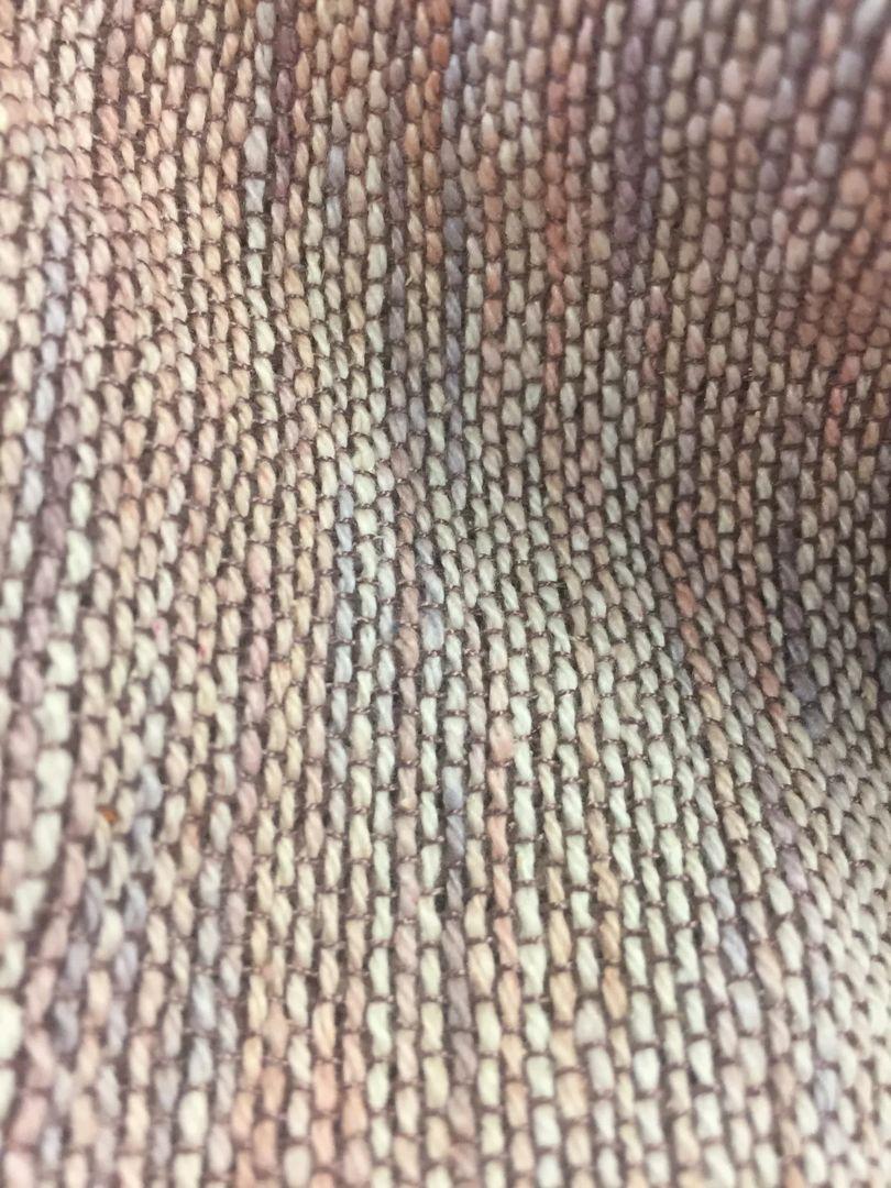 新织的围巾(修补中)