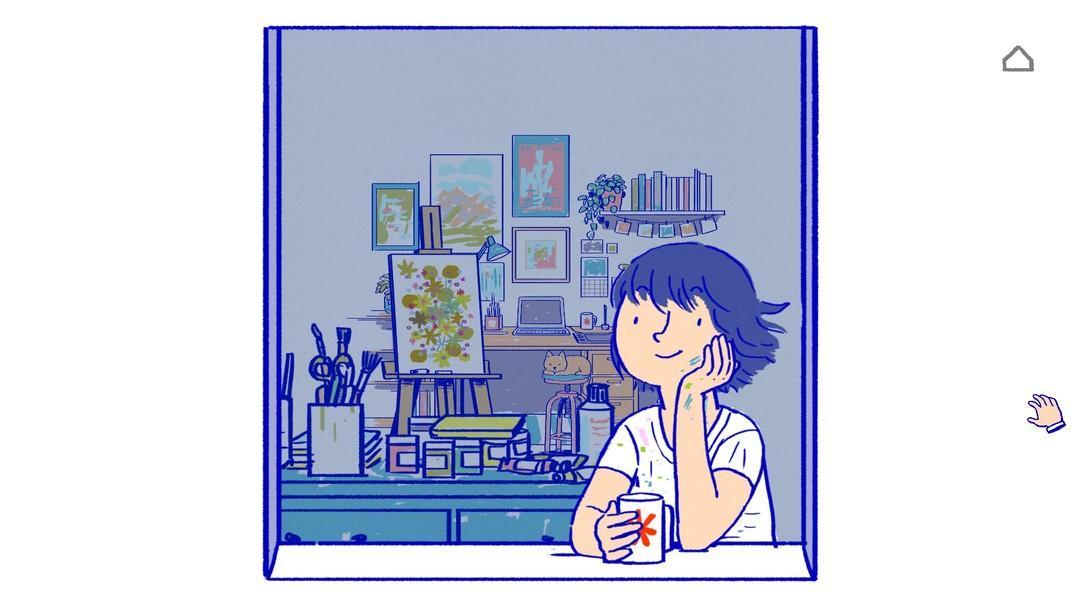 【艺术!游戏推荐】弗洛伦丝 Florence,很棒的游戏、建议试试看——