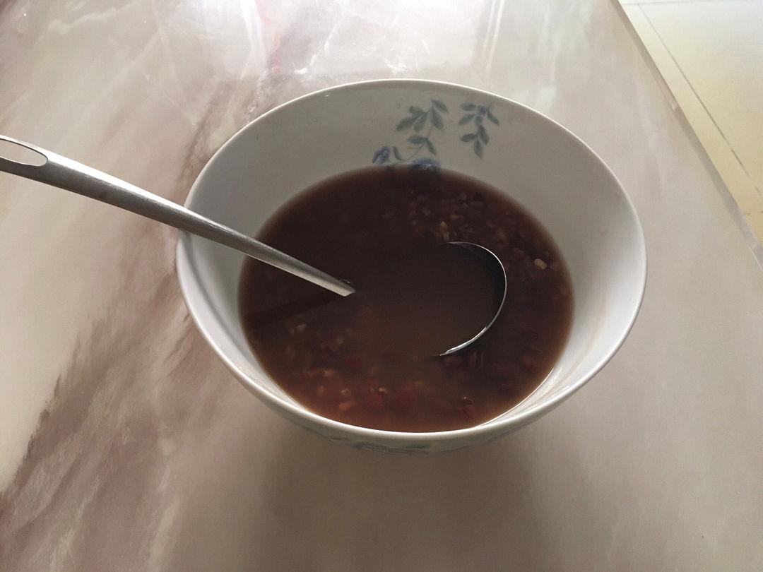 Bean congee