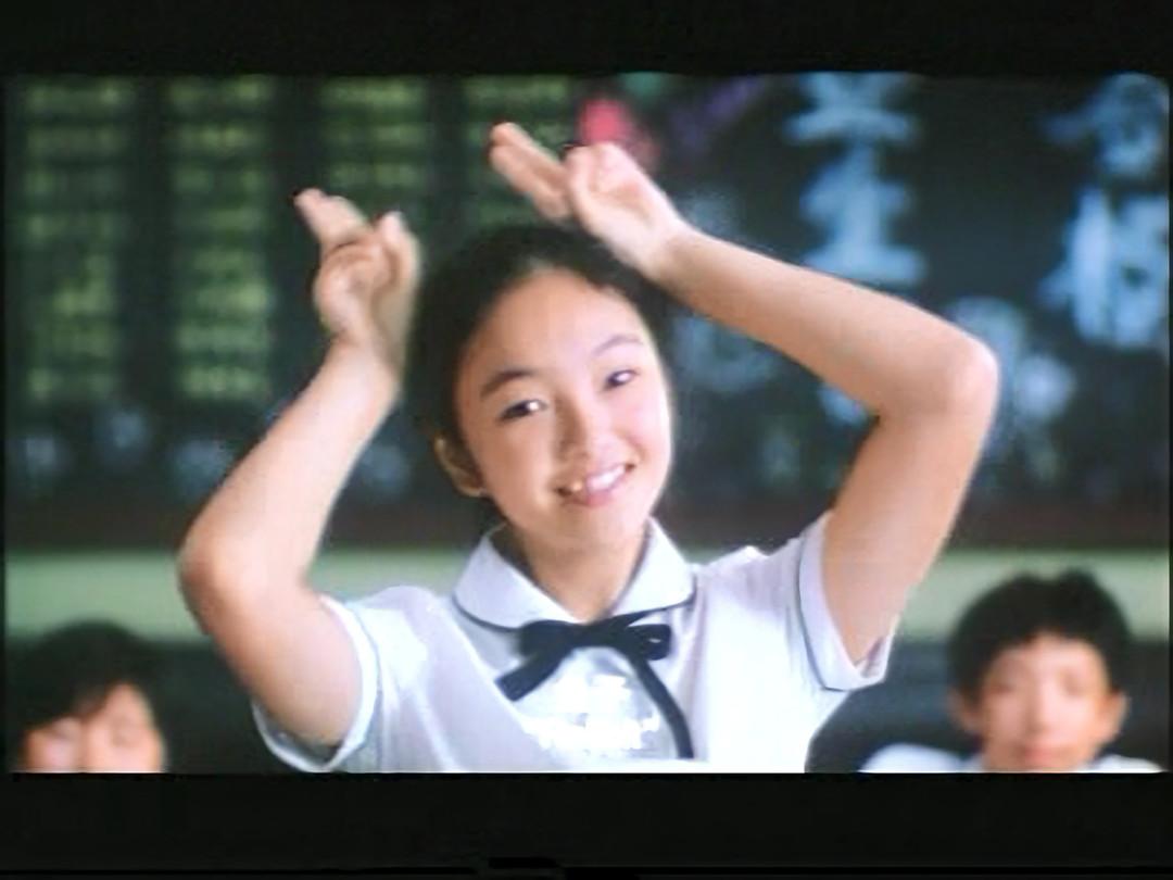 现在的你们是最美丽的!——  2000年电影《无声的河》,感受美好、帮助弱小!... :q