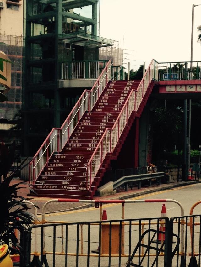 時隔數年的hk旅
