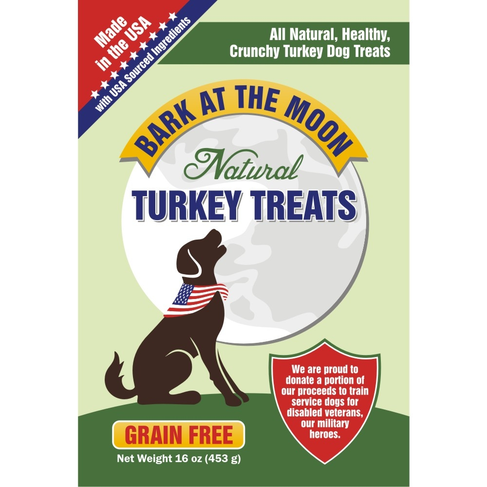 Dog Treats Made In USA - FREE SHIPPING with Amazon Prime!