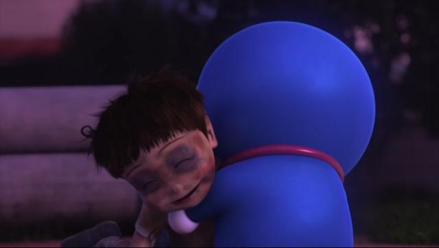 如果有一天你变成了大雄,谁是你的哆啦A梦?