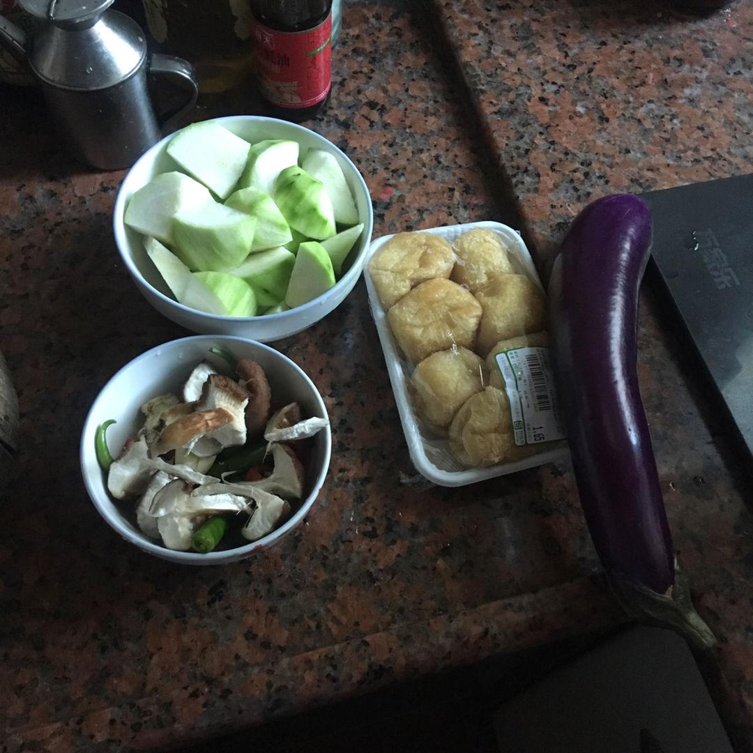 Mixture dish