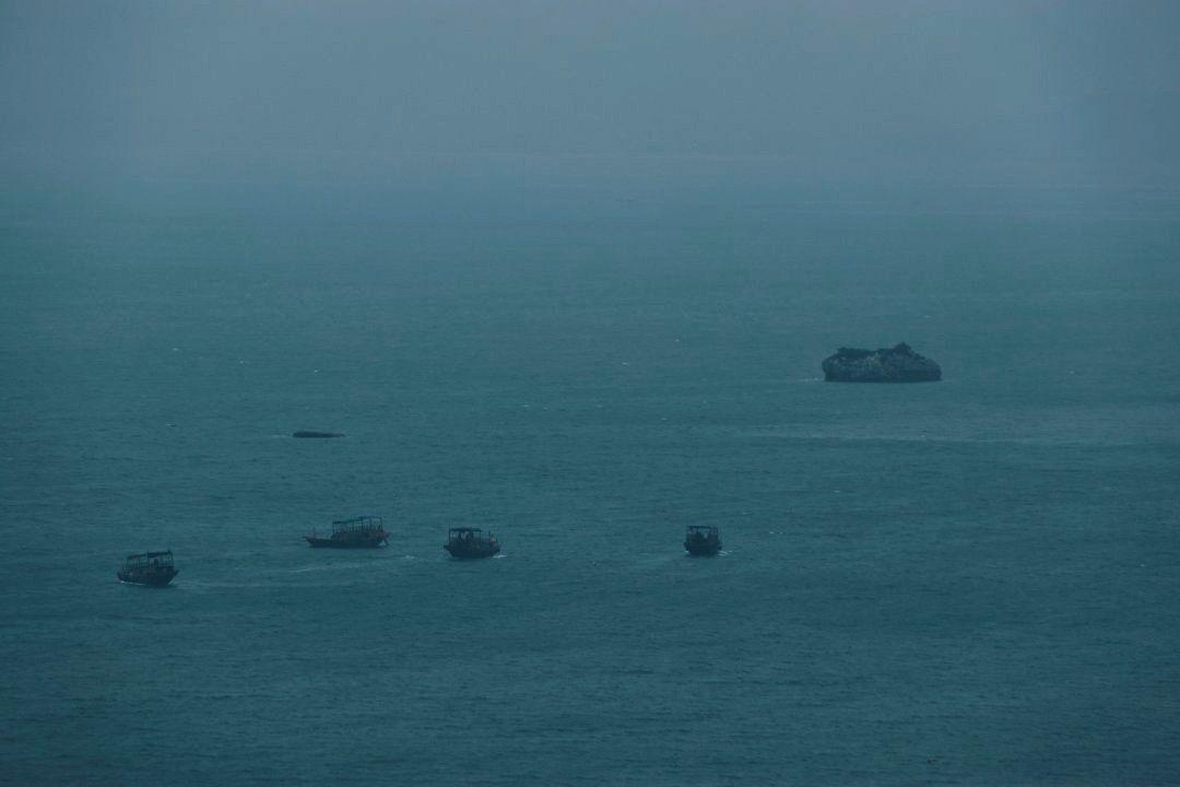 惠州巽寮湾(我的假年会)