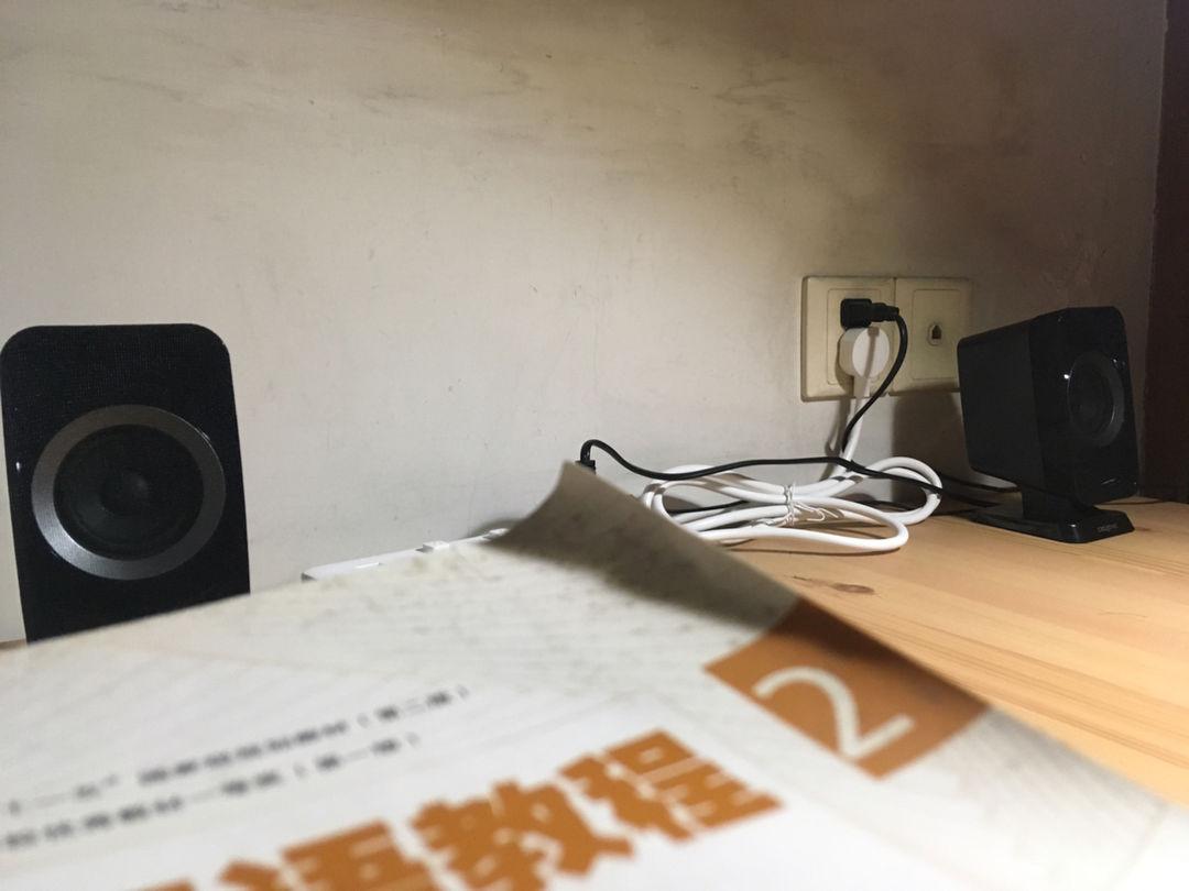 Loud speaker&plug